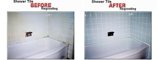 JUST RENEWIT NYNJ S Regrouting And Reglazing Experts Make Old - Regrouting bathroom shower tile