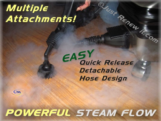 Vc 4000 Commercial Amp Heavy Home Use Vapor Steam Cleaners